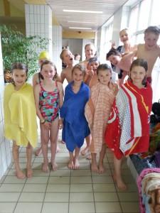 Stadtmeisterschaften Schwimmen 2014