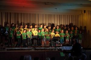 Sommerkonzert der drei Chöre 2013