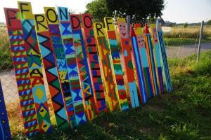 Kunst im Garten Juli 2015