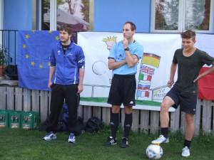 Mini WM 2014 - Schiedsrichter