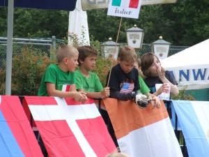 Mini WM 2014 - Fans
