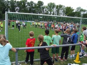 Mini WM 2014 - Elfmeterschießen