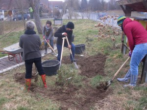 Projekt Kinder in Bunte(r) Wiese