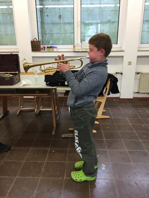 Bläserklasse und Musikverein Pfrondorf e.V.